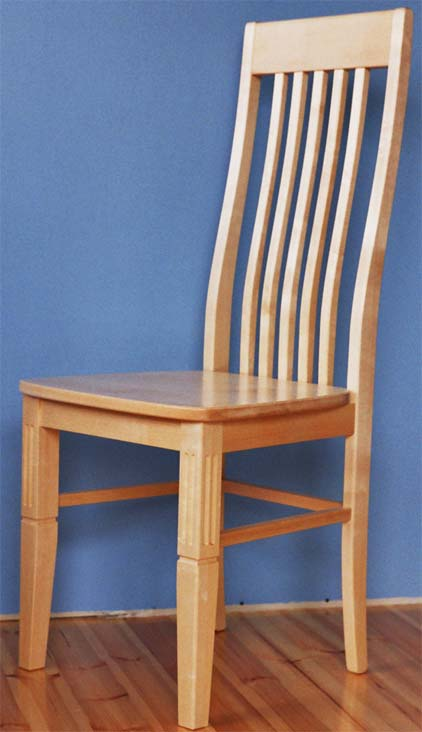 Solid Wood Dining Room Furniture Manufacturer Birch Chairs